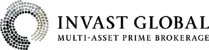 Invast Global Logo white background