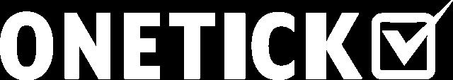 one-tick-logo-white