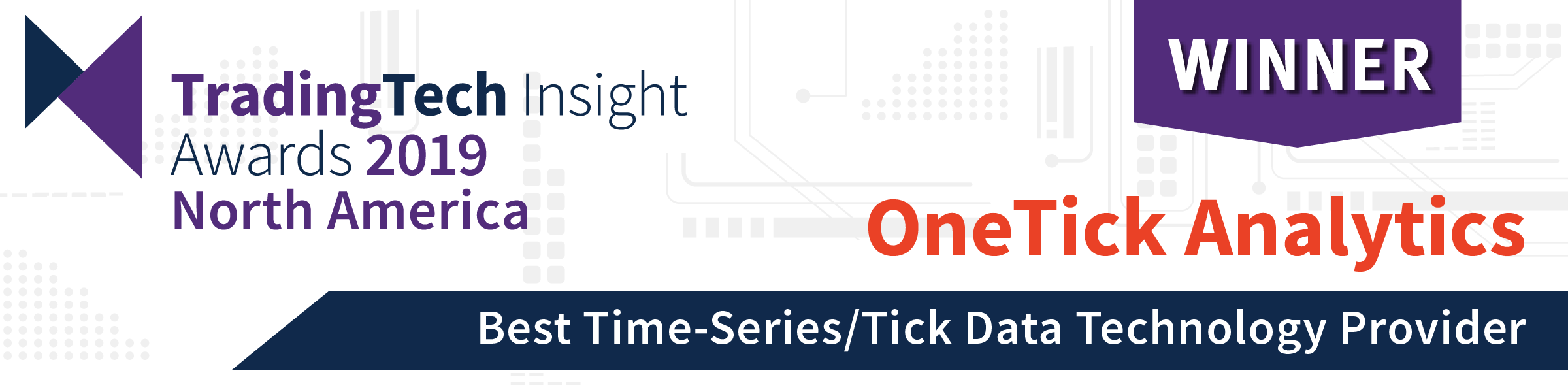OneTick Analytics_banner